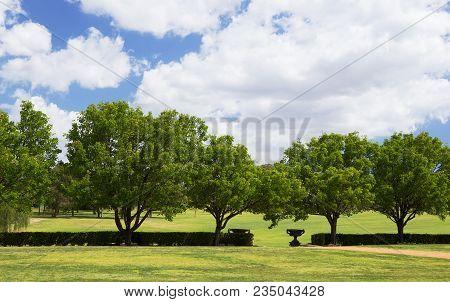 Country Landscape, Near The Swan River, Western Australia