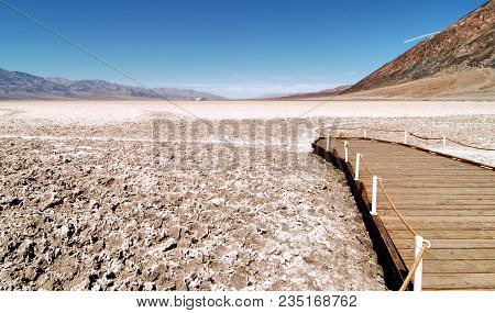 Death Valley / Views From Death Valley California