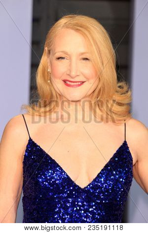LOS ANGELES - MAR 4:  Patricia Clarkson at the 24th Vanity Fair Oscar After-Party at the Wallis Annenberg Center for the Performing Arts on March 4, 2018 in Beverly Hills, CA