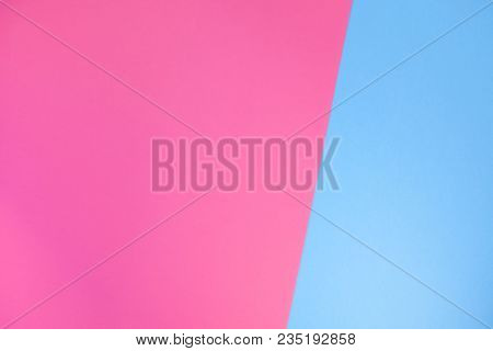 Pastel Color Paper Geometric Background