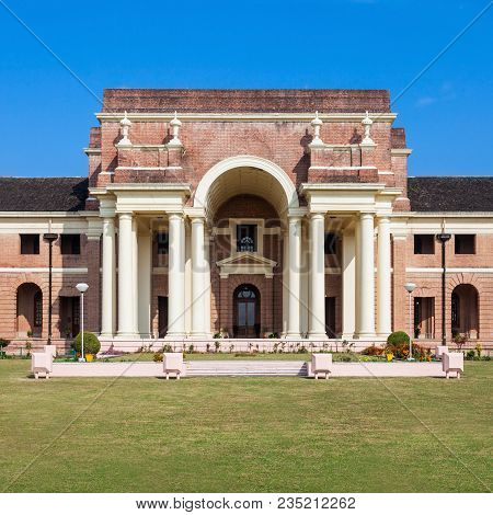The Forest Research Institute Is An Institute Of The Indian Council Of Forestry Research And Educati