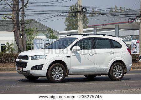 Private Suv Car, Chevrolet Trailblazer