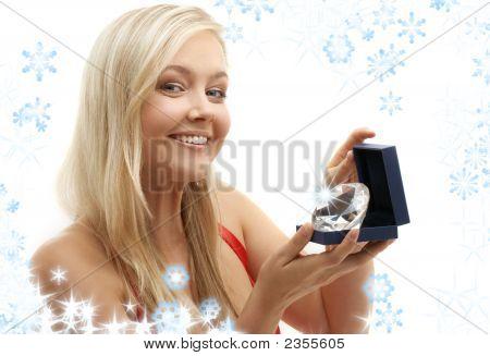 Girl'S Christmas Friend