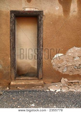 Antique Door Frame