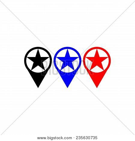 Star Letter Gps Logo. Gps Vector. Gps Icon. Navigation Vector Logo. Navigation Vector Icon. Travel L