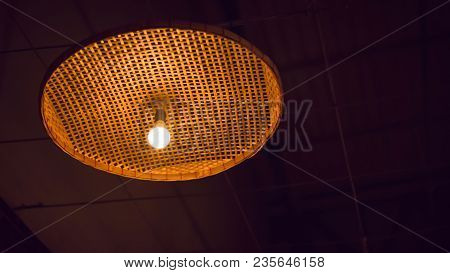 The Light From The Light Bulb, The Light Of Warmth, The Light With Bamboo.