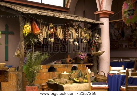 Restaurant In Mexico