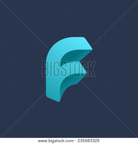 Letter F Logo Icon Design Template Elements