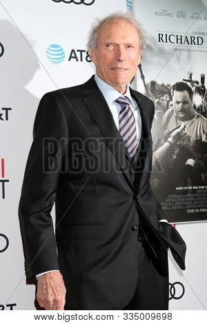 LOS ANGELES - NOV 20:  Clint Eastwood at the AFI Gala - Richard Jewell Premiere at TCL Chinese Theater IMAX on November 20, 2019 in Los Angeles, CA