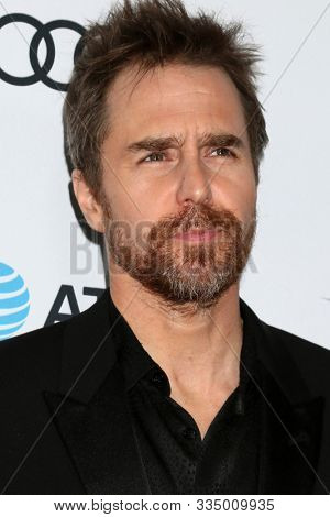 LOS ANGELES - NOV 20:  Sam Rockwell at the AFI Gala - Richard Jewell Premiere at TCL Chinese Theater IMAX on November 20, 2019 in Los Angeles, CA