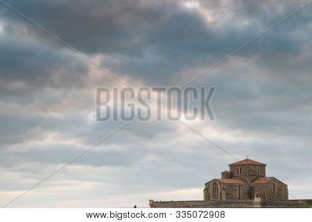 Saint Nicolas Priory In La Chaume France