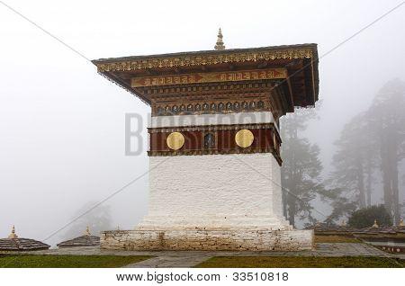 Druk Wangyal Khangzang Chortens, Bhutan