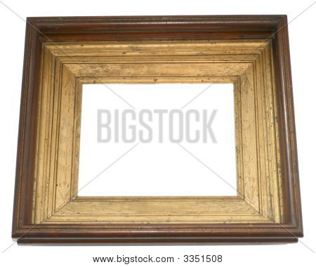 Primitive Shadowbox Frame