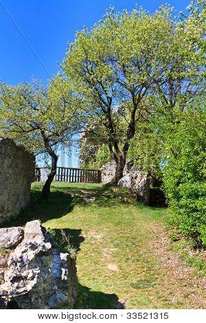 Falkenstein Castle Ruins, Lower Austria