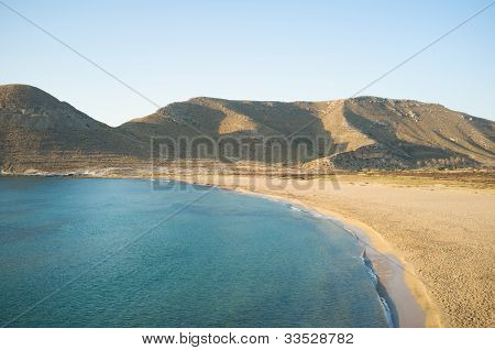 Idyllic Andalusian Beach