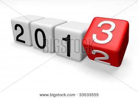 2013 Blocks