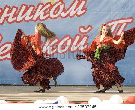 Ensemble Of Culture Dance Voronegh