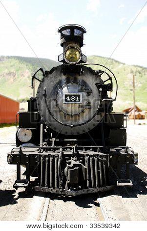 Steam Engine 481