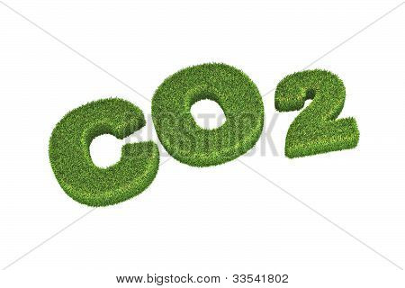 Co2 Concept Illustration