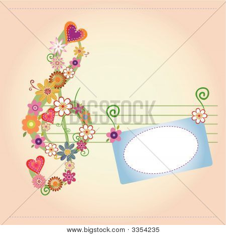 Background Music Flowers