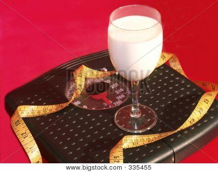 Milk On A Diet