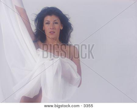 Goddess In White