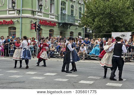 Street Folklore Manifestation