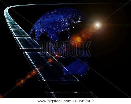 Virtual Information Highway