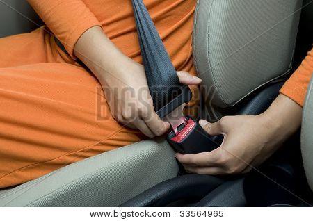 Fasten Seat Belt