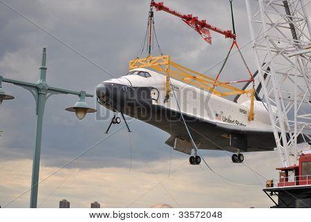 space shuttle, enterprise
