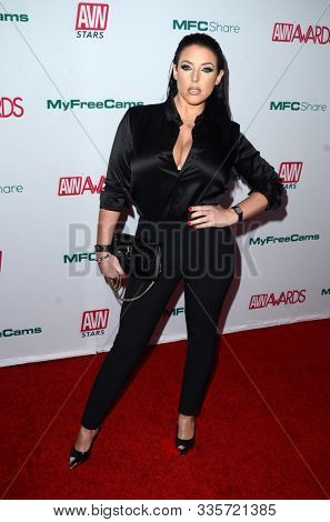 LOS ANGELES - NOV 21:  Angela White at the 2020 AVN Awards Nominations Party at the Avalon on November 21, 2019 in Los Angeles, CA
