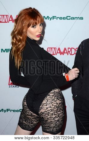 LOS ANGELES - NOV 21:  Lauren Phillips at the 2020 AVN Awards Nominations Party at the Avalon on November 21, 2019 in Los Angeles, CA