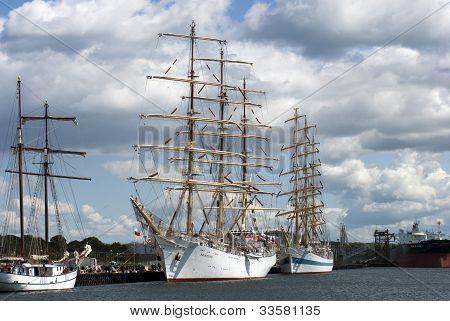 Open Tall Ships City