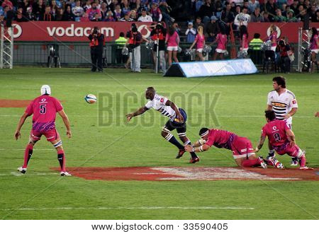 Rugbysiya Kolisi Stormers South Africa 2012