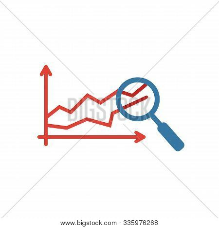 Predictive Analytics Icon. Colored Simple Elements From Industry 4.0 Collection