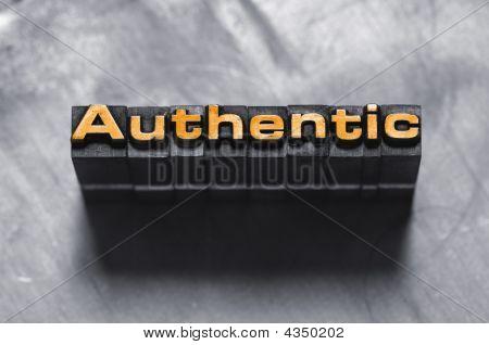 authentische