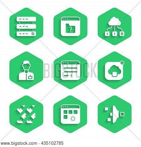 Set Browser Window, Loading Data, Filter Setting, Cloud Technology Transfer, Data Stream, Analyst En