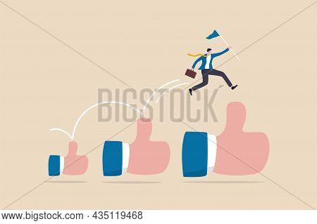 Career Growth Development, Achievement, Job Improvement Or Promotion, Appreciation Or Praise For Suc