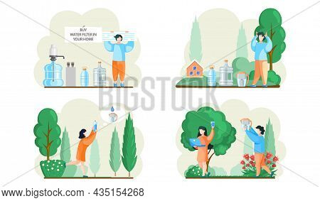Drinking Water In Plastic Bottles, Buy Home Mechanical Cleaning Water Filter, Clean Water Is Key To