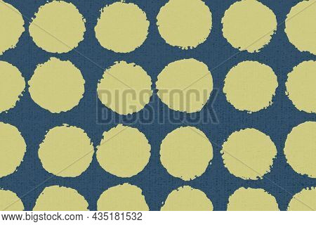 Vintage ethnic pattern background, block print design