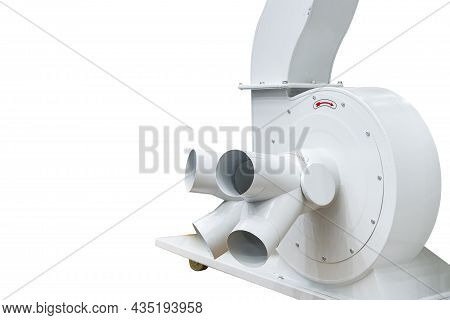4 Inlet Air Suction Blower For Industrial Wood Dust Collector For Wood Working Double Bag Type In Fu