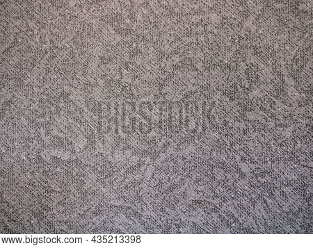 Graphic Resource Of Vinyl Patterned Wallpaper With A Twisted Abstract Pattern And A Textured Surface