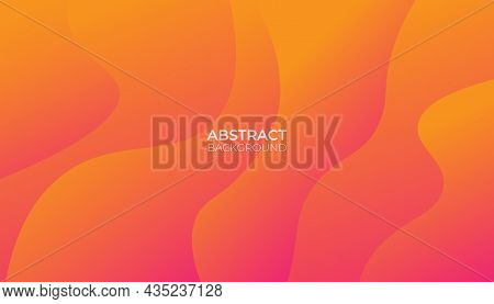 Abstract Orange Background Of Gradient Smooth Background Texture On Elegant Rich Luxury Background Web Template Or Website Abstract Background Gradient Or Textured Background Paper.