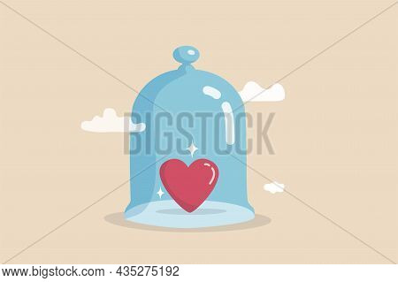 Life Insurance Family Protection, Guarding And Security Cover Your Love One, Protect From Illness, H