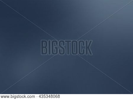 Abstract Gradient Color Background. Pageant Blue Color Mix With Mountain Spring Gray. Background Col