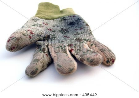 Grubby Gardening Glove