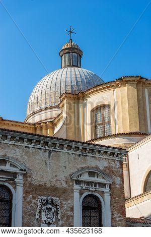 Venice, Church Of Saints Geremia And Lucia (chiesa Dei Santi Geremia E Lucia Or Santuario Di Lucia)