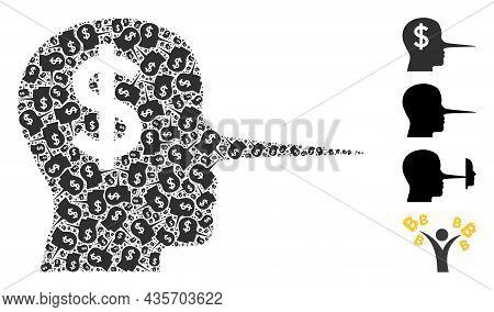 Vector Financial Liar Composition Is Designed From Random Itself Financial Liar Pictograms. Recursio