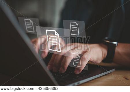 Online Documentation Database, Document Management System (dms), Online Documentation Database And P