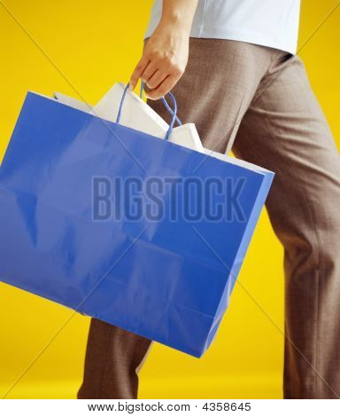 Hand And Shopping